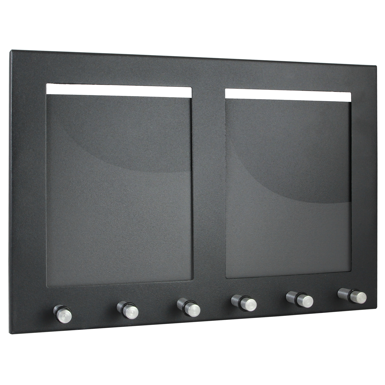 schl sselboard schl sselbrett schl sselbox schl sselkasten fotorahmen ebay. Black Bedroom Furniture Sets. Home Design Ideas