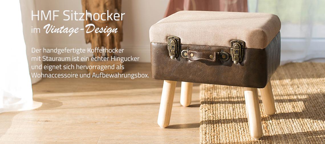 HMF Sitzhocker