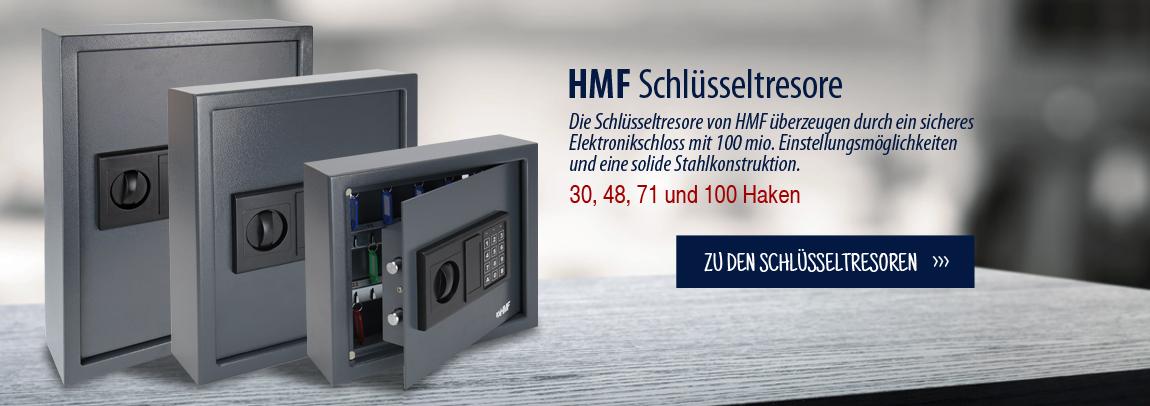 HMF Schlüsseltresore