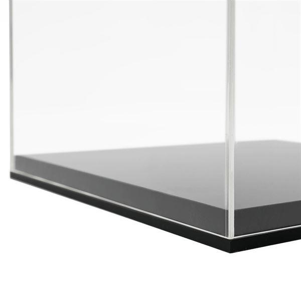 Acryl Vitrine für Modellautos, Figuren, HMF 46802, 27 x 12 x 11 cm