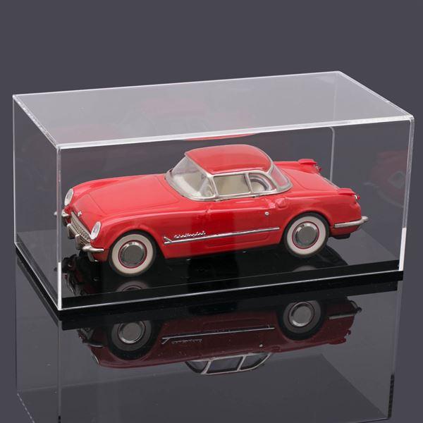 Acryl Vitrine für Modellautos, Figuren, HMF 46803, 30 x 15 x 14 cm