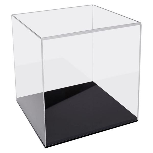 Acryl Vitrine für Fußbälle, Basketbälle, HMF 46851, 30 x 30 x 32 cm