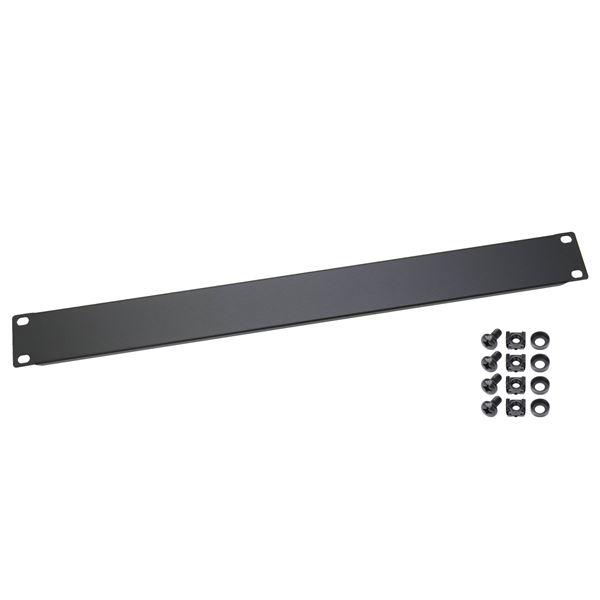 Blindabdeckung Abdeckplatte für Serverschrank, HMF 66470, 19 Zoll
