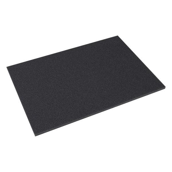 Boden passend für Rasterschaumstoff, HMF 14510, 440 x 10 x 315 mm
