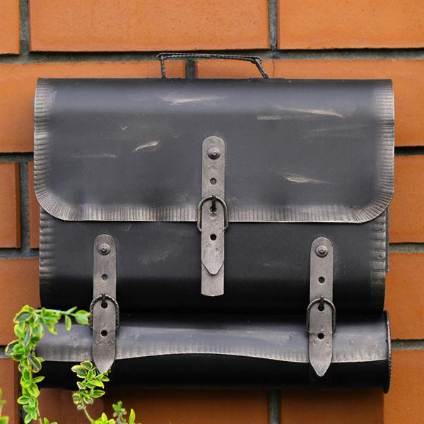 Briefkasten Antik SCHULRANZEN WNS, 36 x 41 x 8,5 cm