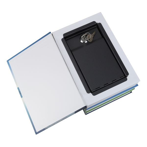Buchtresor XL, HMF 4312202, 22 x 15 x 13 cm