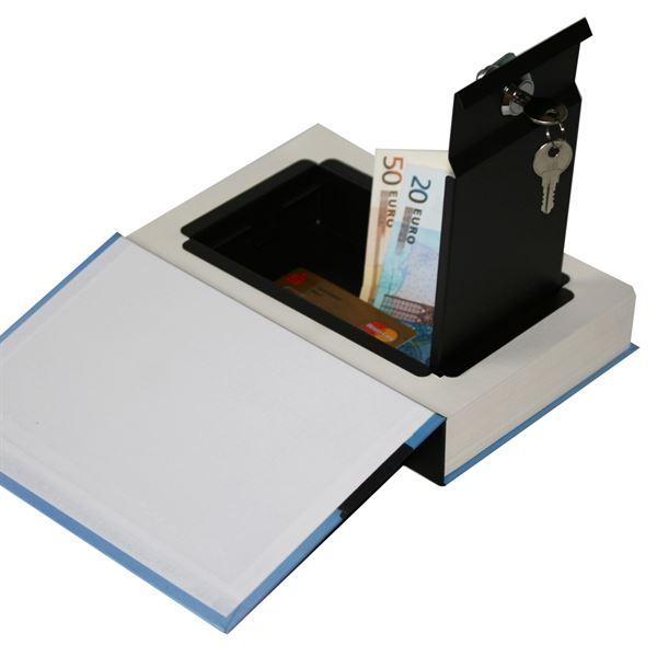 Buchtresor Papierseiten Brasilien, HMF 80905, 23 x 15 x 4 cm