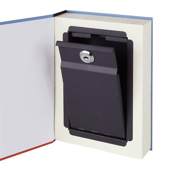 Buchtresor Papierseiten Italien, HMF 80935, 23 x 15 x 4 cm