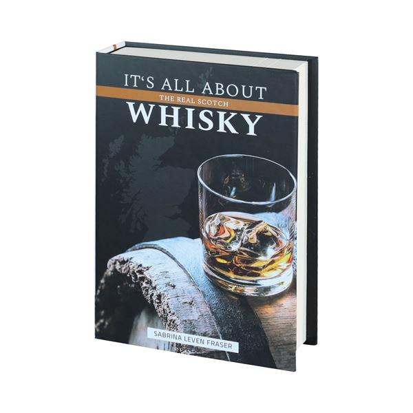 Buchtresor Papierseiten Whisky, HMF 80701, 18,7 x 13 x 4,2 cm