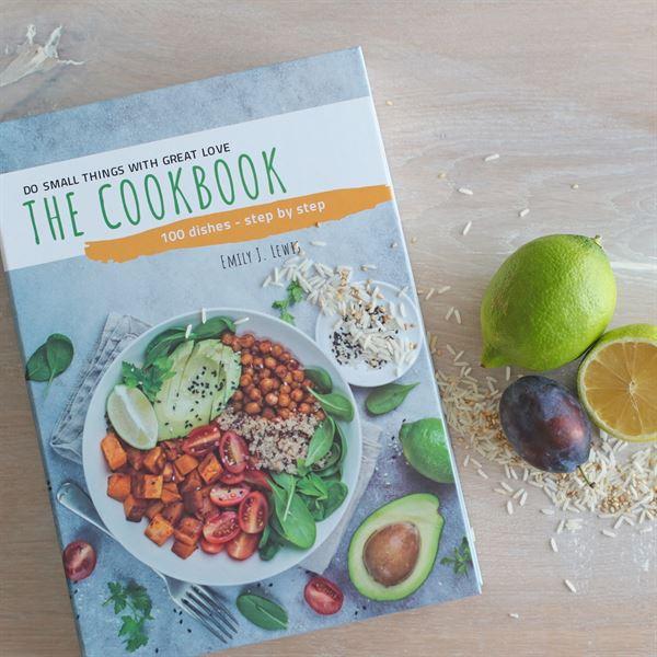 Buchtresor Papierseiten Cookbook, HMF 81001, 26,5 x 19 x 4,2 cm