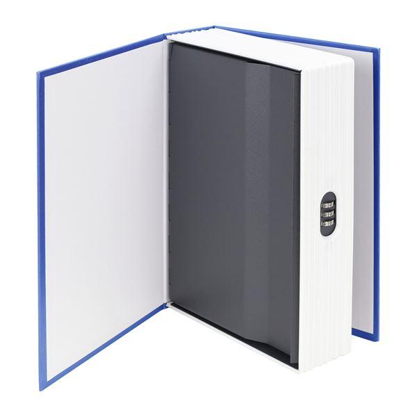 Buchtresor English Dictionary, Zahlenschloss, HMF 319, 23,5 x 15,5 x 5,5 cm