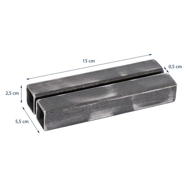 Design Menükartenhalter, Metall, HMF 4594