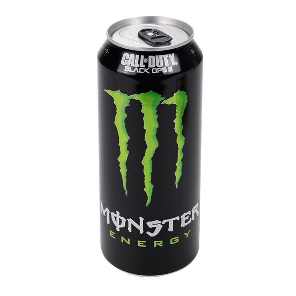 Dosentresor Dosensafe Monster Energy Drink, 1723300, 16 x 6,5 cm