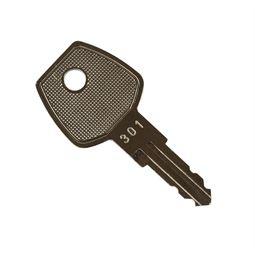 HMF Ersatzschlüssel 58103 für Geldkassette