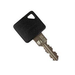 HMF Ersatzschlüssel 58109 für Honeywell Dokumentenkassetten