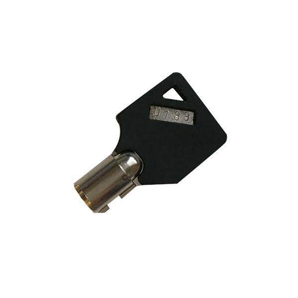 HMF Ersatzschlüssel 58120 für Möbeltresore