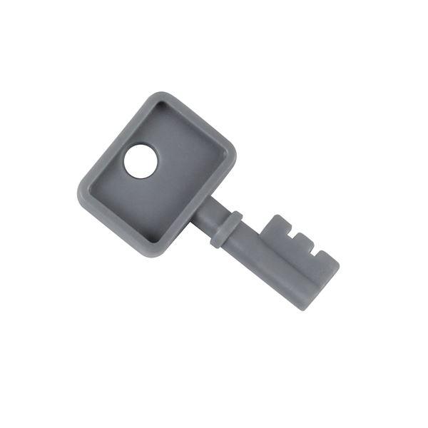 HMF Ersatzschlüssel 58111 für Münzroller, Münzsortierer