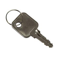 HMF Ersatzschlüssel 58104 für Schlüsselkasten