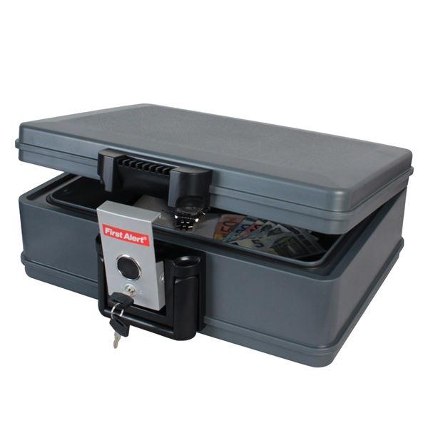 feuerfeste dokumentenkassette 41 x 32 4 x 15 5 cm kaufen hmf. Black Bedroom Furniture Sets. Home Design Ideas