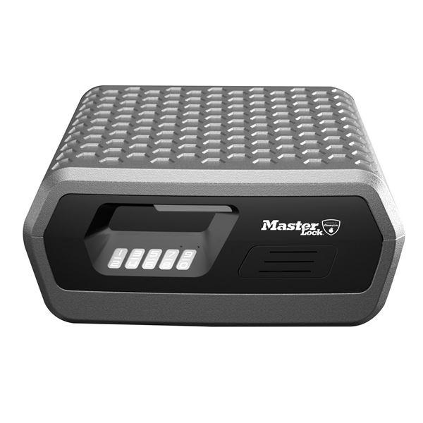 Feuerfeste Dokumentenkassette Master Lock CHW30300 DIN A4, 41,9 x 37,5 x 19,3 cm, anthrazit