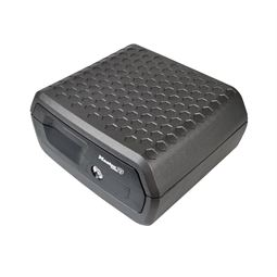 Feuerfeste Dokumentenkassette Master Lock LCFW30100, DIN A4, Größe L, 39,5 x 37,5 x 19,3 cm, anthraz