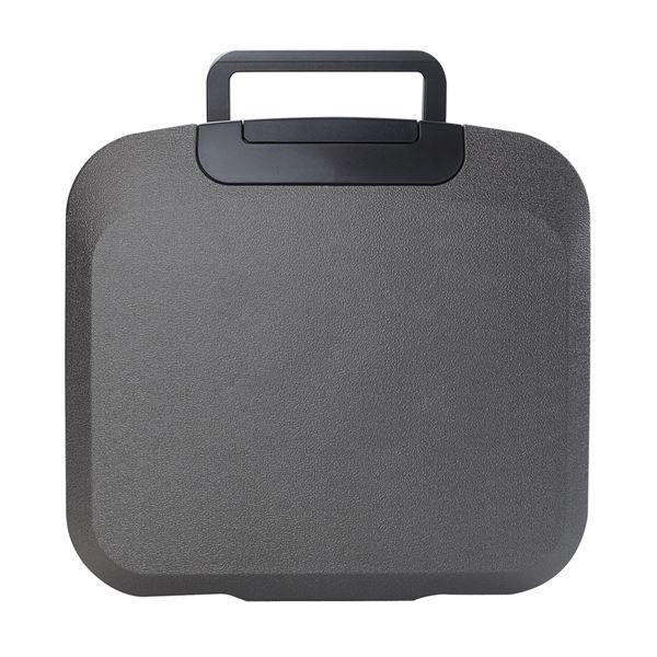 Feuerfeste Dokumentenkassette Master Lock LCHW20101, DIN A4, 39,1 x 36,3 x 16,8 cm, schwarz