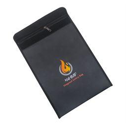 Feuerfeste Dokumententasche, HMF 4414690, 30 x 23 cm