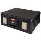 Feuerfeste Geldkassette XL Honeywell 2511302, 50,7 x 43,6 x 18,7 cm, schwarz