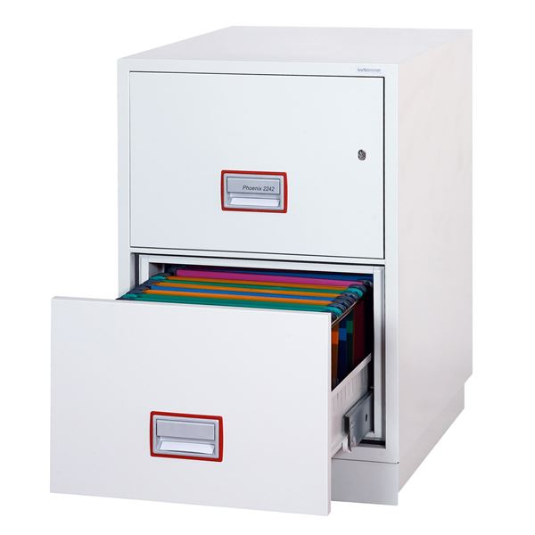 Feuerfester Tresor, Aktenschrank Phoenix Excel Fire File FS2250