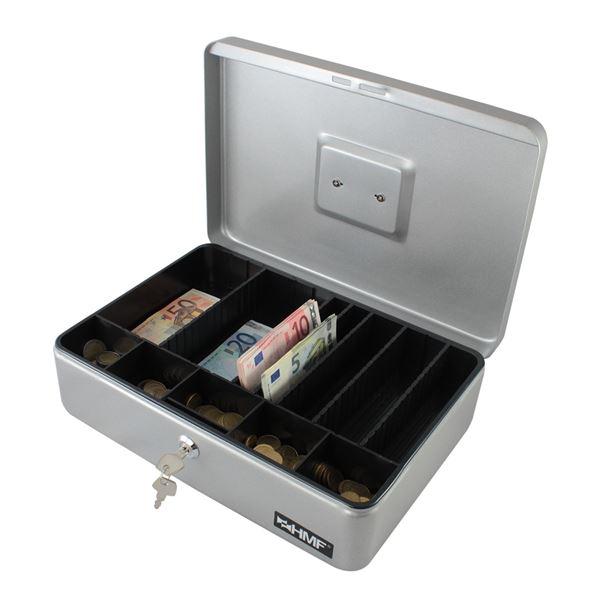 Geldverstecke Im Haus : geldkassette mit individueller facheinteilung bei hmf ~ Watch28wear.com Haus und Dekorationen