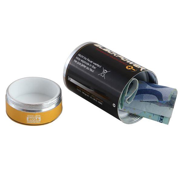 Dosentresor Dosensafe Batterie, 1721502, 5,5 x 3 cm
