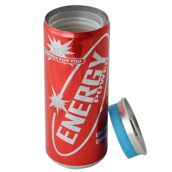 Dosentresor Dosensafe EP Energy Drink, 1722503, 13 x 5 cm