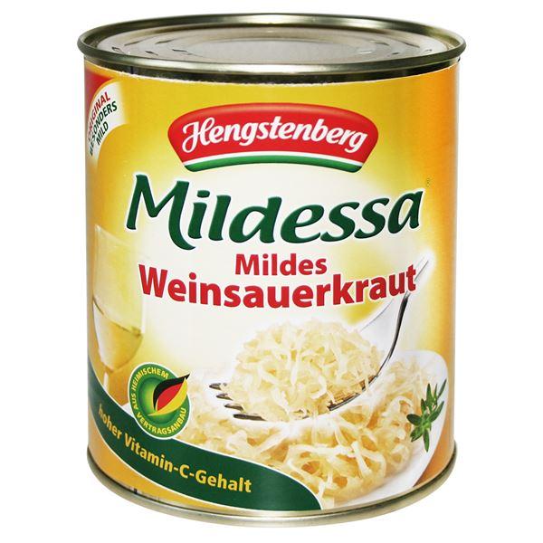 Dosentresor Dosensafe Mildessa Sauerkraut, 1721717, 12 x 10 cm