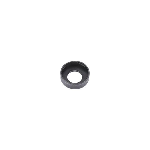 Käfigmuttern Serverschrank, 12er Set, HMF 61012, schwarz