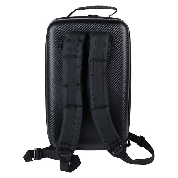 DJI Mavic Pro Hartschalen Rucksack, Outdoor, Carbon-Optik, HMF 186782-02, 43 x 27 x 13 cm