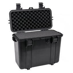 Outdoor-Fotokoffer für Objektive mit Rasterschaumstoff, HMF ODK300, 43 cm