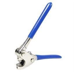 Plombenzange Stempel-Gravur, HMF 45800, 13 cm, blau