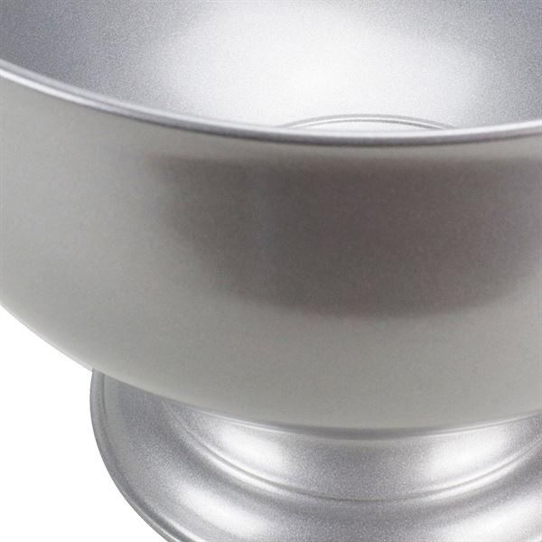 Premium Sektkühler für bis zu 6 Flaschen, Flaschenkühler, HMF 9101, 36 cm
