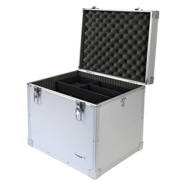 Putzbox, Alu Aufbewahrungsbox, HMF 14802-02, 41 x 33 x 36 cm