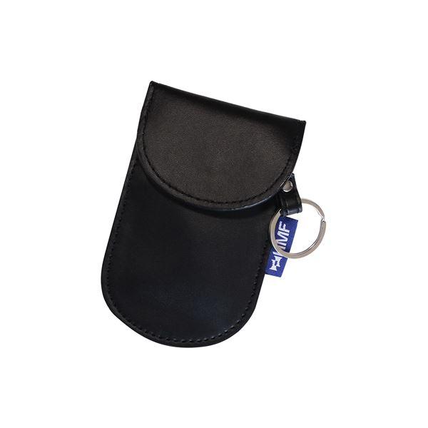 RFID Schutztasche Autoschlüssel, Abschirmung Keyless-Go, HMF 3401-02, 13 x 8,5 x 1,2 cm