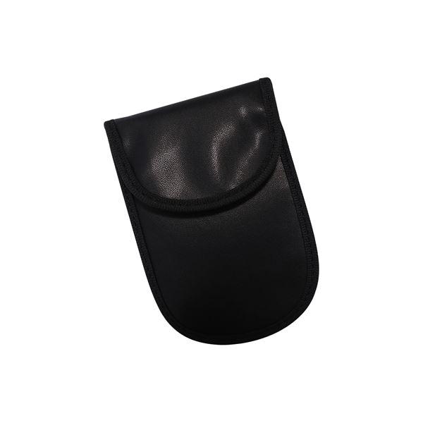 RFID Schutztasche Smartphone Autoschlüssel, Abschirmung, HMF 3403-02, 13,5 x 9,5 x 1,5 cm