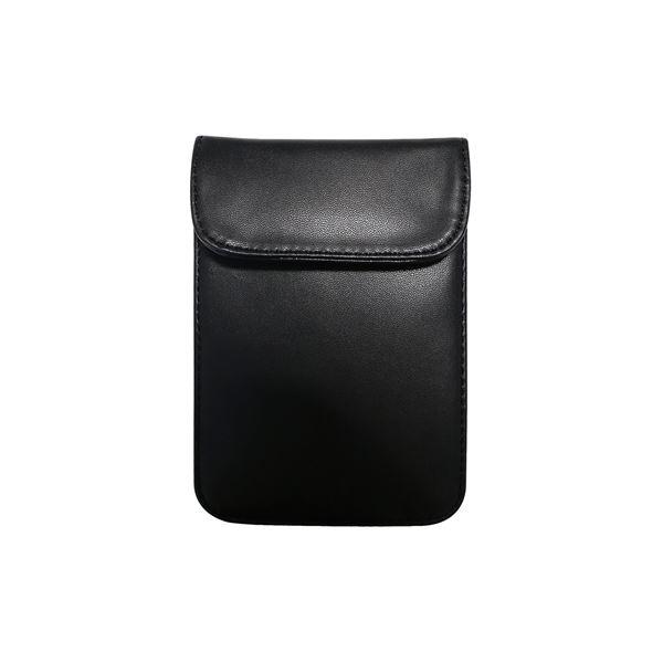 RFID Schutztasche Smartphone Autoschlüssel, Abschirmung, HMF 3404-02, 15 x 11 x 1,5 cm