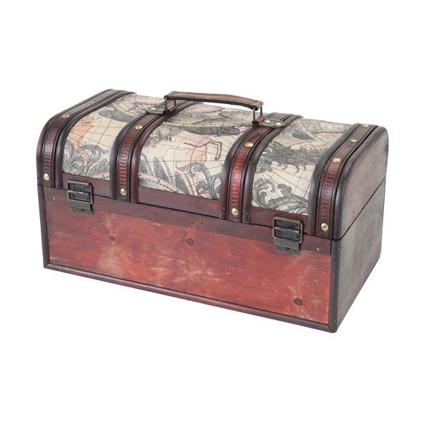 Schatztruhe Kuba, HMF 6410-159, 38 x 20 x 19 cm