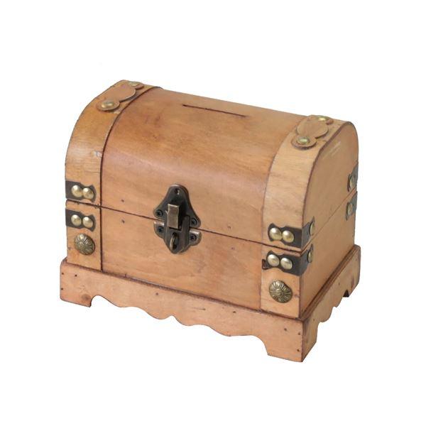 Spardose aus Holz Namibia, 2er Set, HMF 6414700