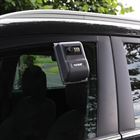 Schlüsseltresor Auto Zahlenkombinationsschloss, HMF 303-02, 14,5 x 10 x 10,3 cm, schwarz