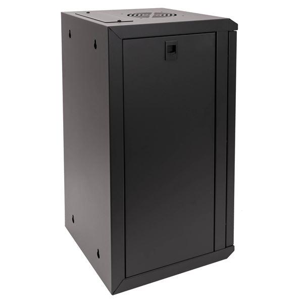 Serverschrank 10 Zoll, 12 HE, HMF 63312, 31,2 x 30 x 61,6 cm