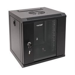 Serverschrank 10 Zoll, 6 HE, HMF 63306, 31,2 x 30 x 35 cm #VarInfo