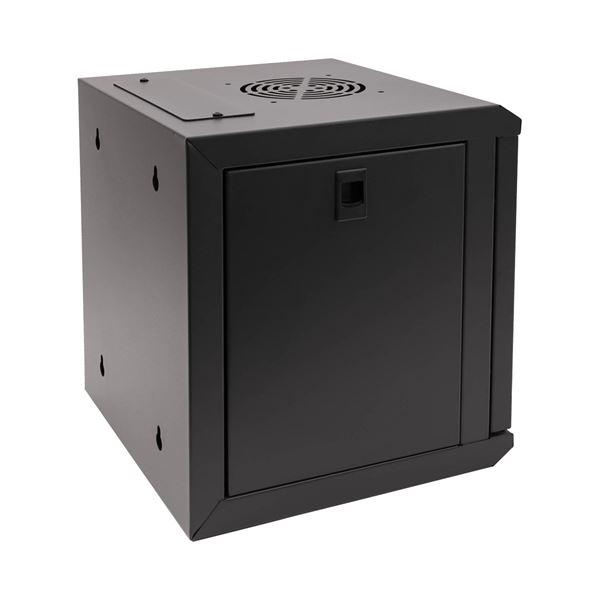 Serverschrank 10 Zoll, 6 HE, HMF 63306, 31,2 x 30 x 35 cm