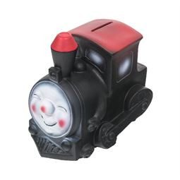 Spardose Eisenbahn, HMF 48923, 9,5 x 12,5 x 15 cm