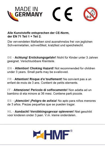 Spardose Froschkönig, HMF 48922, 15 x 12,5 x 13 cm